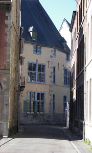 First house Namur